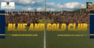 ETSU announces creation of the Blue and Gold Club