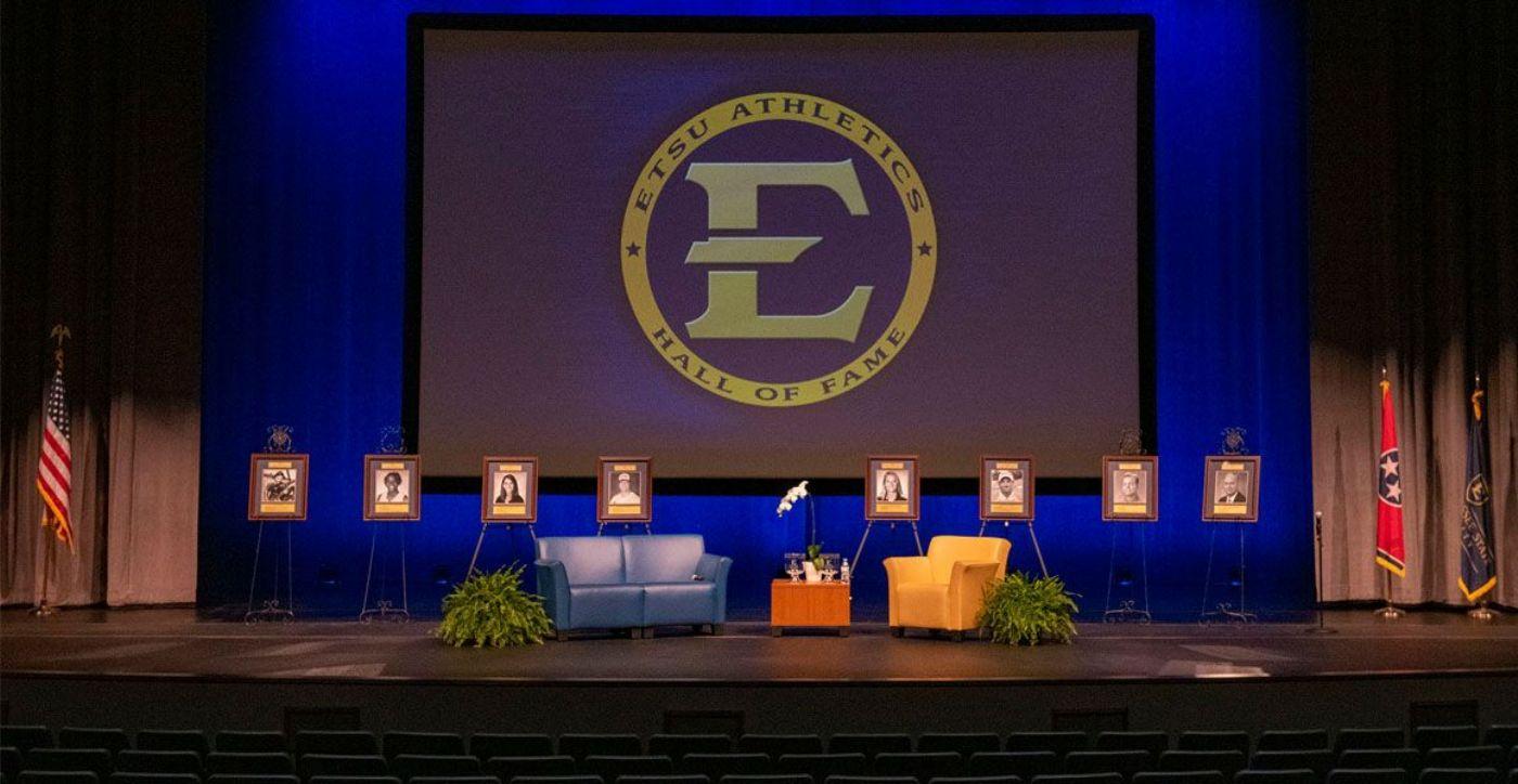 WATCH: ETSU Athletics 2020 Hall of Fame Induction Ceremony