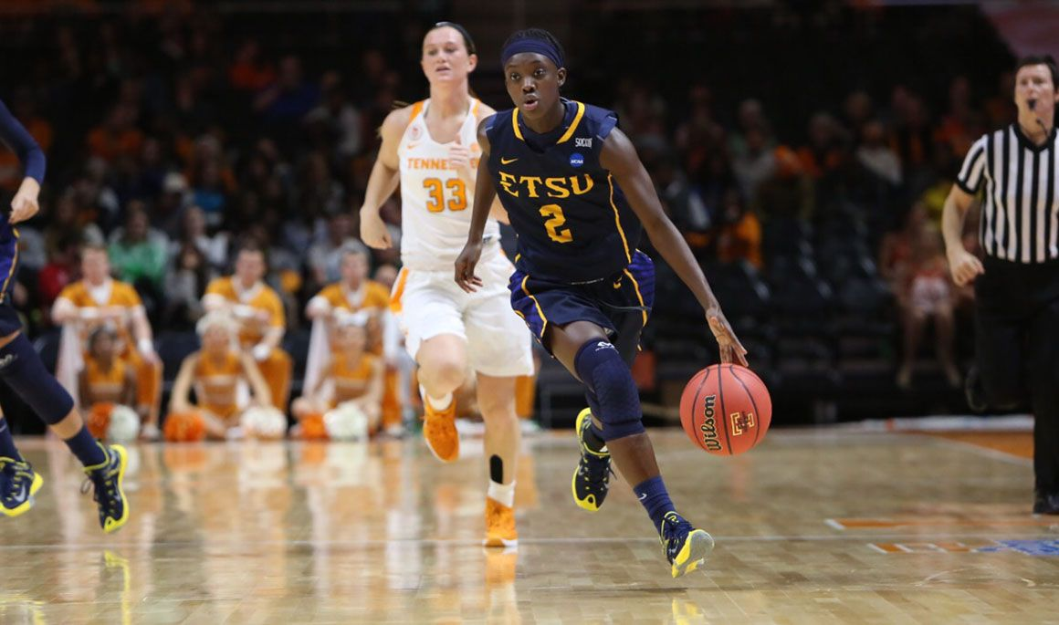 ETSU shows strong performance in loss at No.8 Tennessee