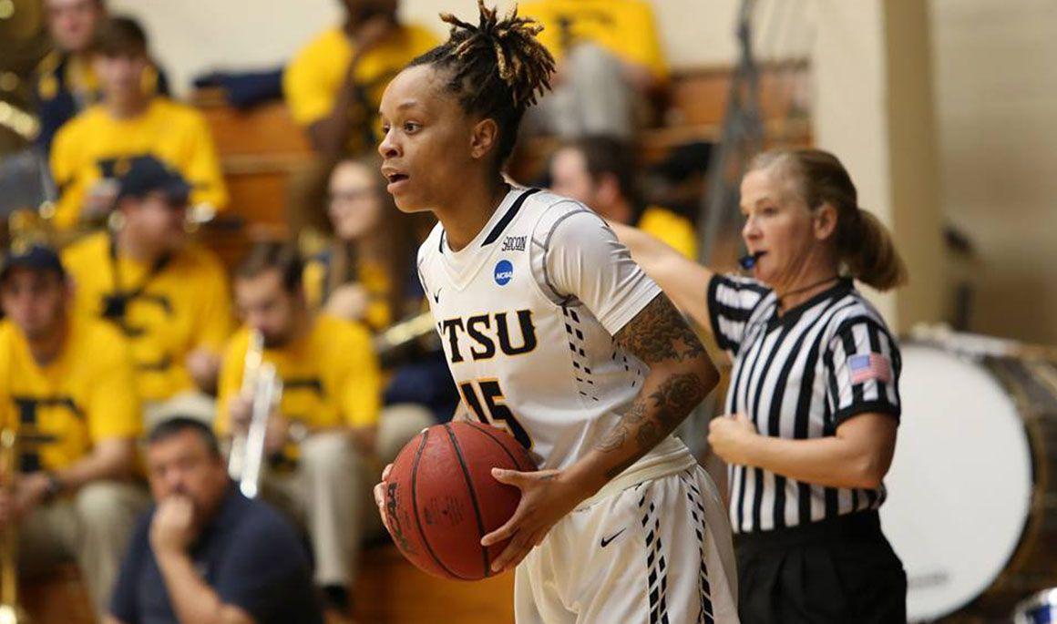 Tarter's Game-Winner lifts ETSU past Mercer, 55-53