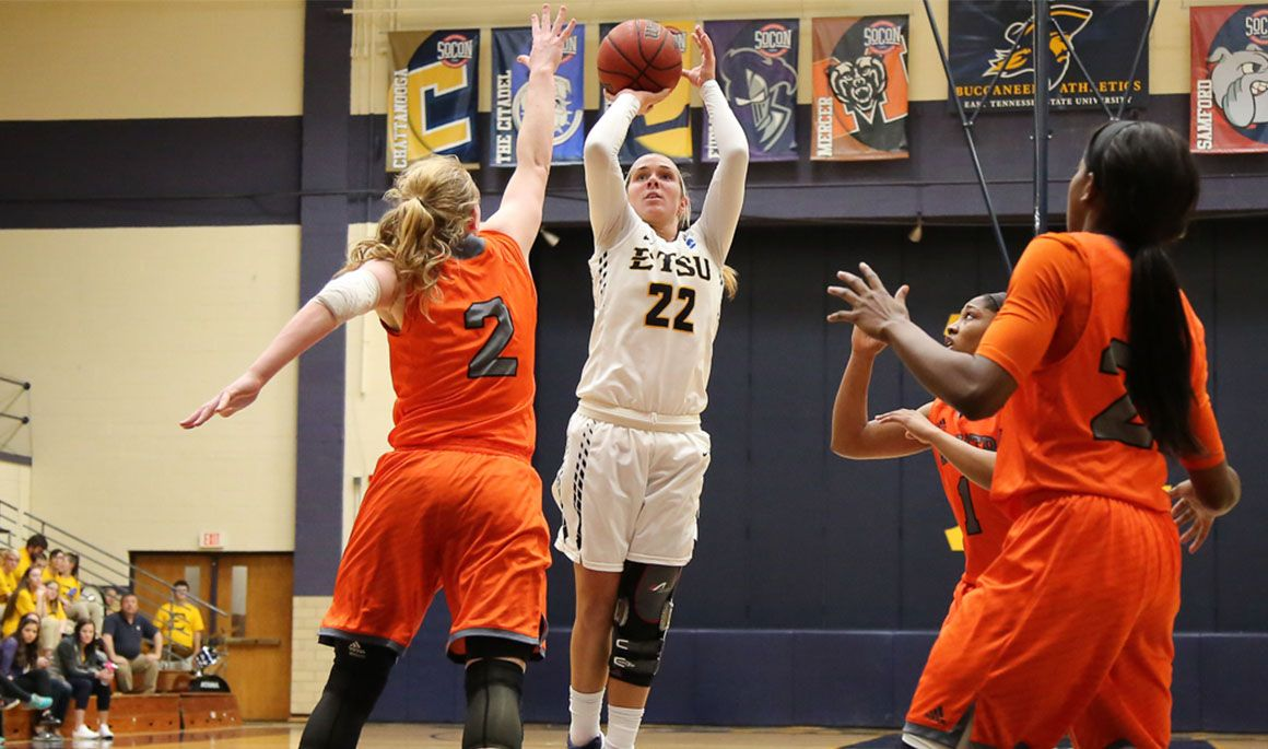 ETSU falters in the fourth; drops home game  vs. Mercer