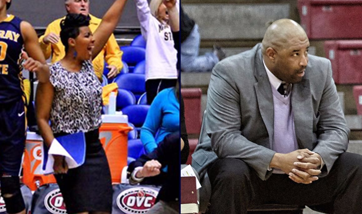 Ezell adds two new assistants to coaching staff