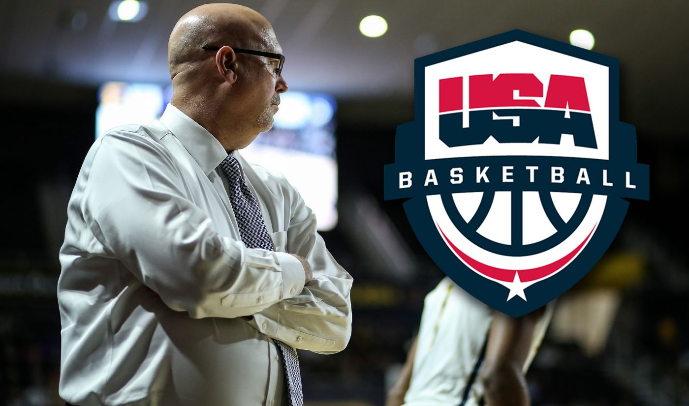 Forbes to speak at USA Basketball Coach Academy