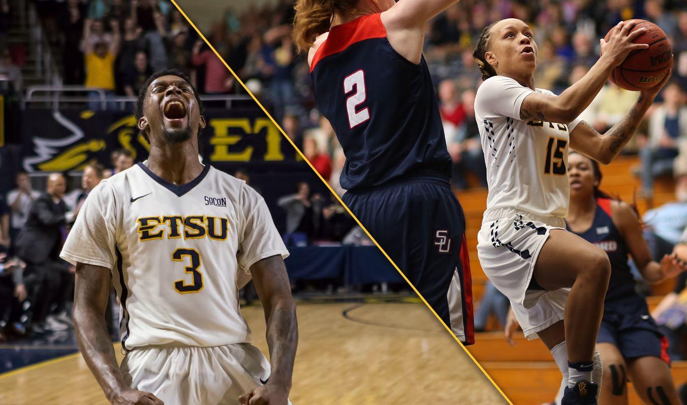 Season tickets for ETSU basketball on sale now