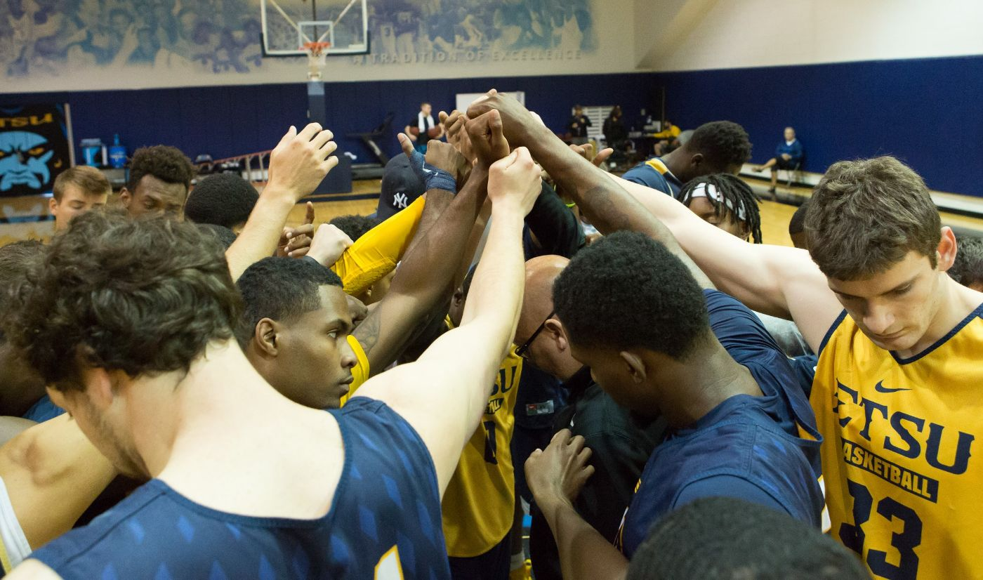 Forbes, reigning SoCon champs open practice