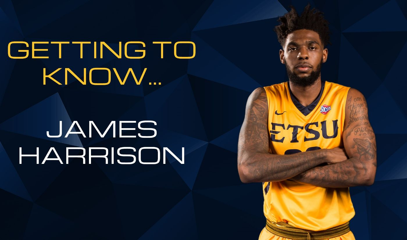 Getting to Know: James Harrison