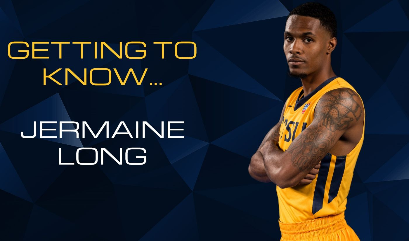 Getting To Know: Jermaine Long