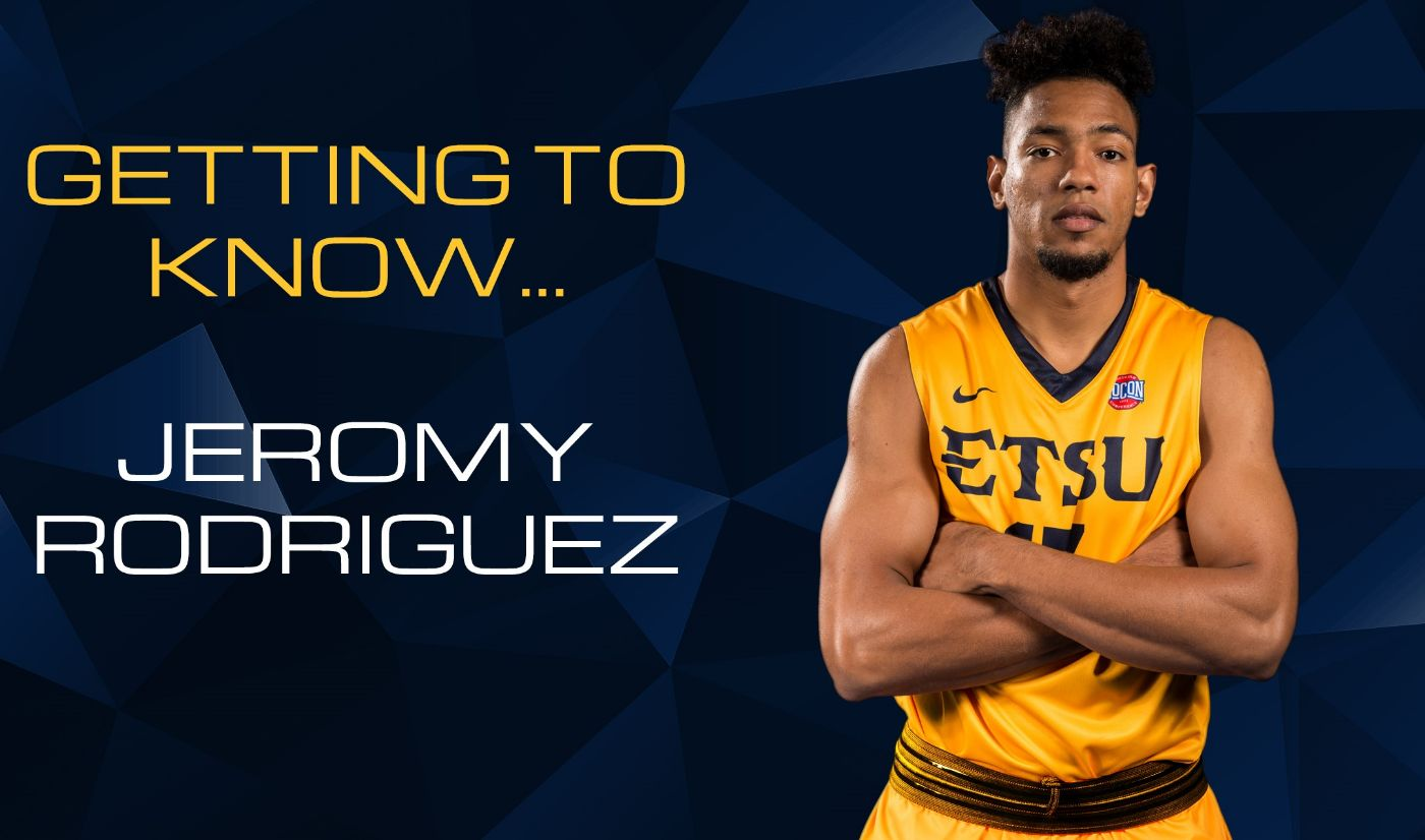 Getting To Know: Jeromy Rodriguez