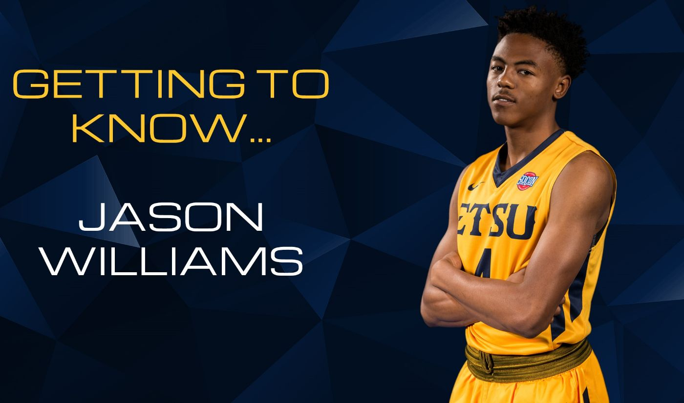 Getting To Know: Jason Williams