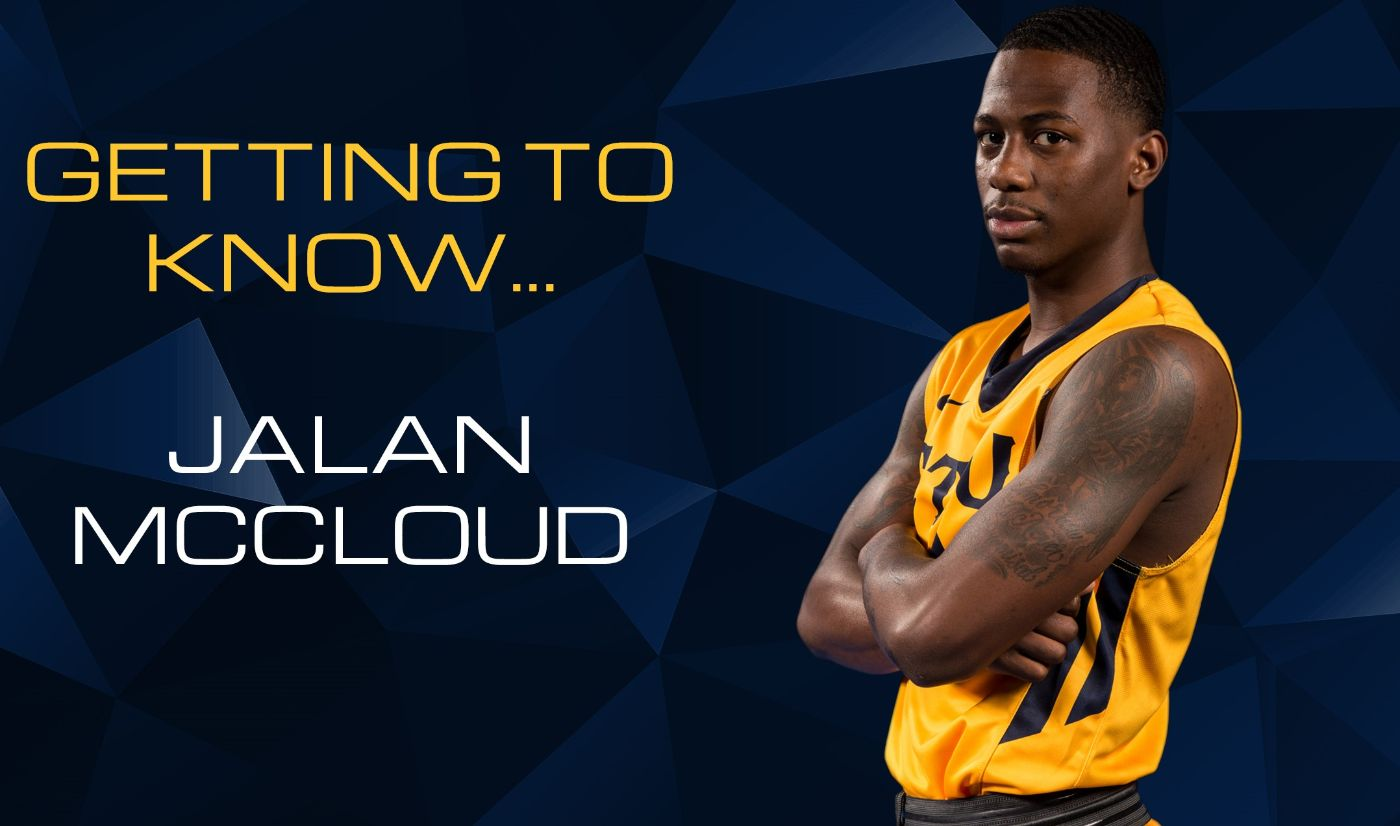 Getting To Know: Jalan McCloud