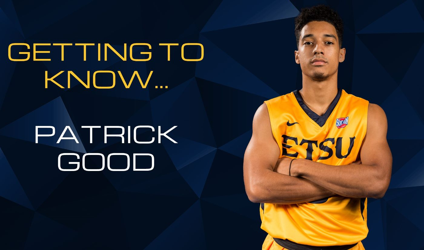 Getting To Know: Patrick Good