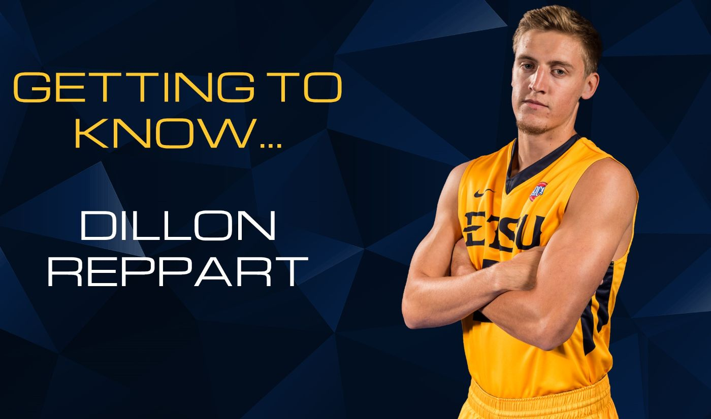 Getting To Know: Dillon Reppart