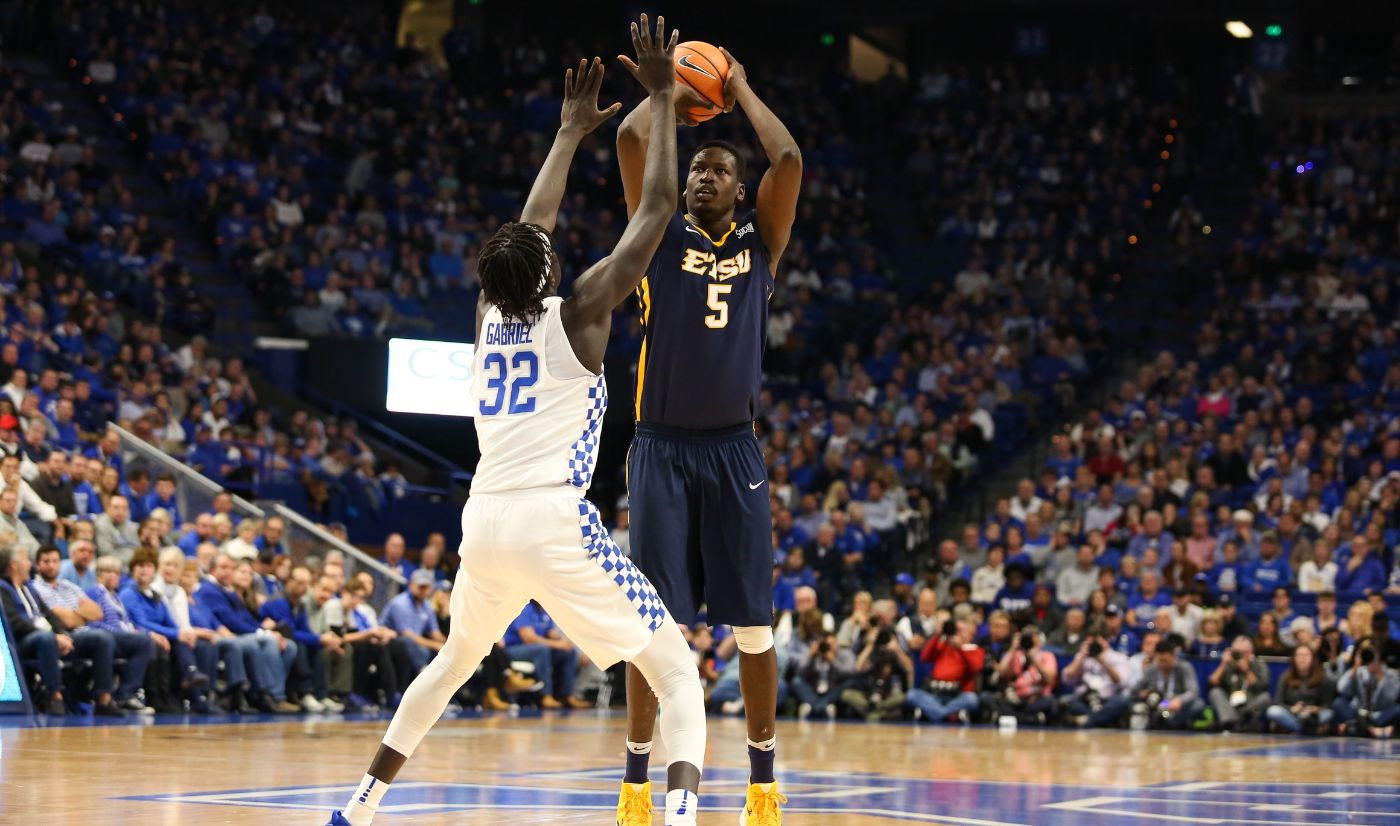 Bucs start fast but fall 78-61 to No. 7 Kentucky