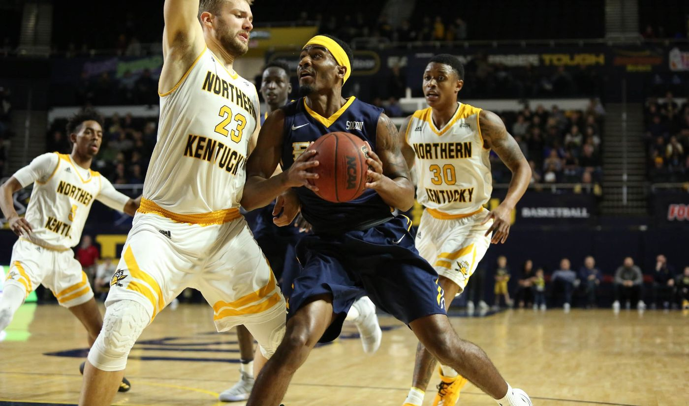 Bucs get payback, drop NKU in convincing fashion, 84-71