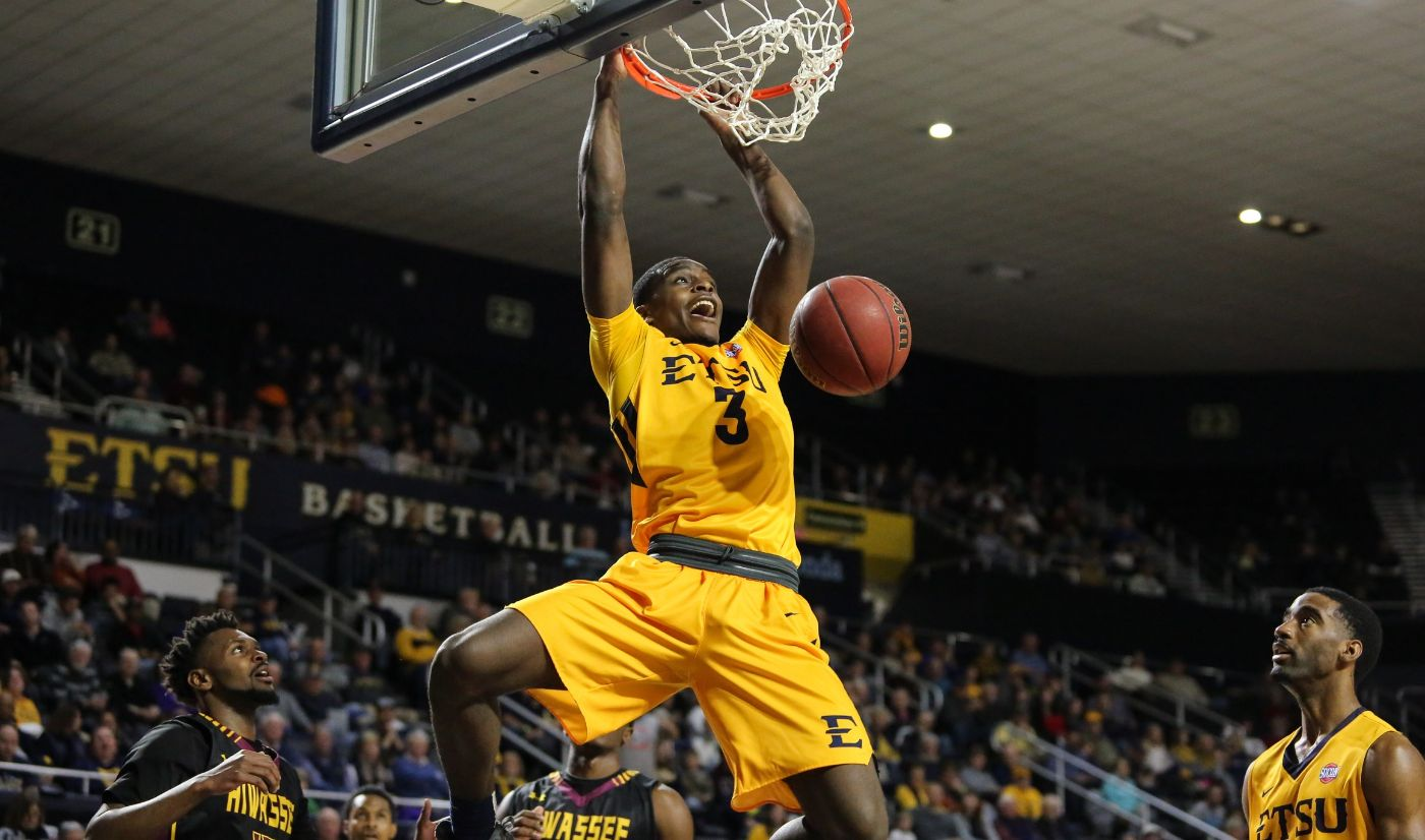 Bucs' defense too much for Hiwassee as ETSU rolls, 94-48
