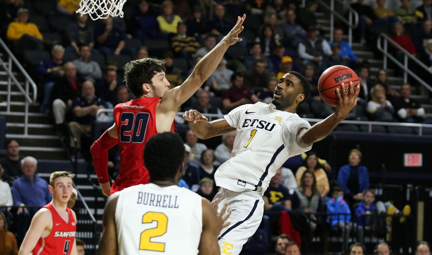 Bradford earns another honor with Lou Henson All-America