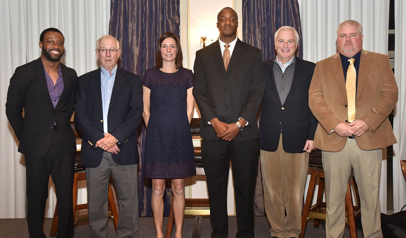 Eight inducted into 2016 Hall of Fame Class