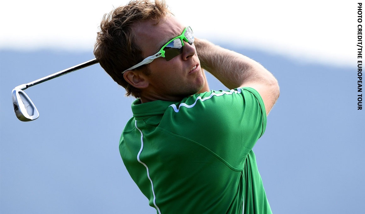 Power wraps up third round play at the Olympics