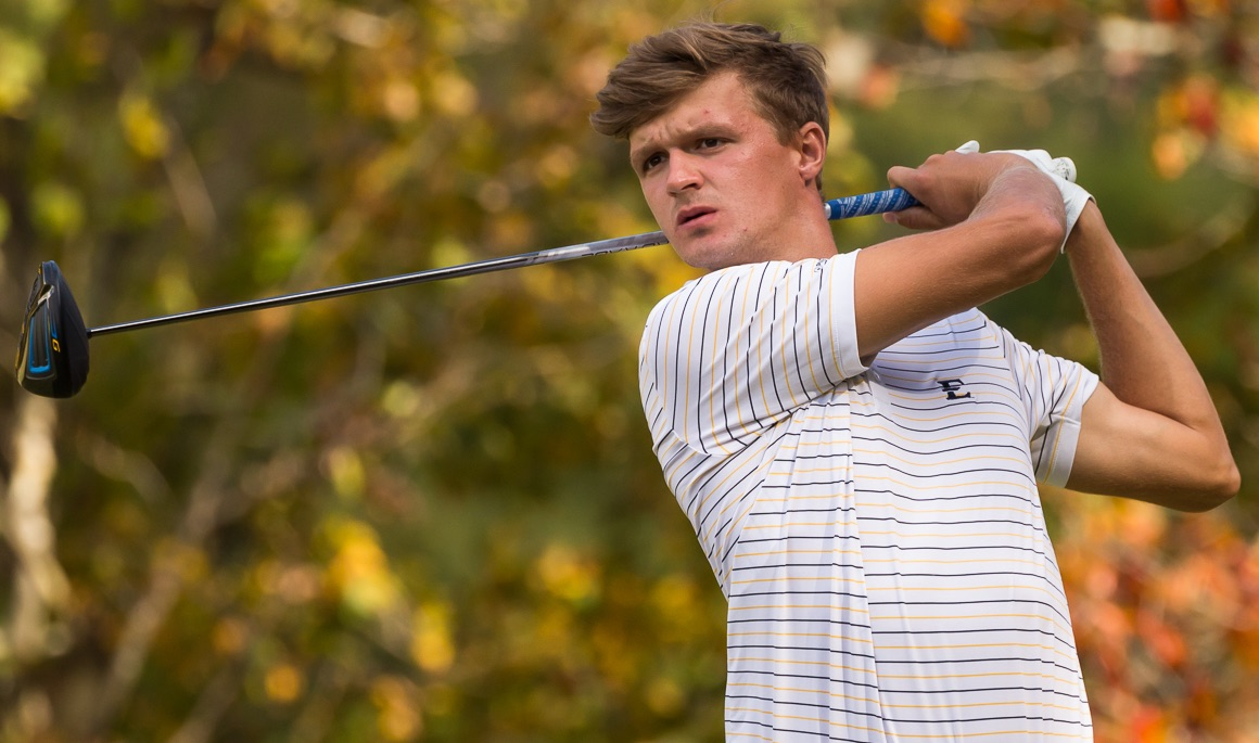 Gradecki finishes runner up at Bank of Tennessee Intercollegiate
