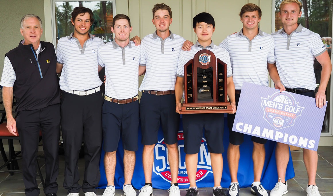 THREE-PEAT!!! Bucs lead wire-to-wire to claim third straight conference championship