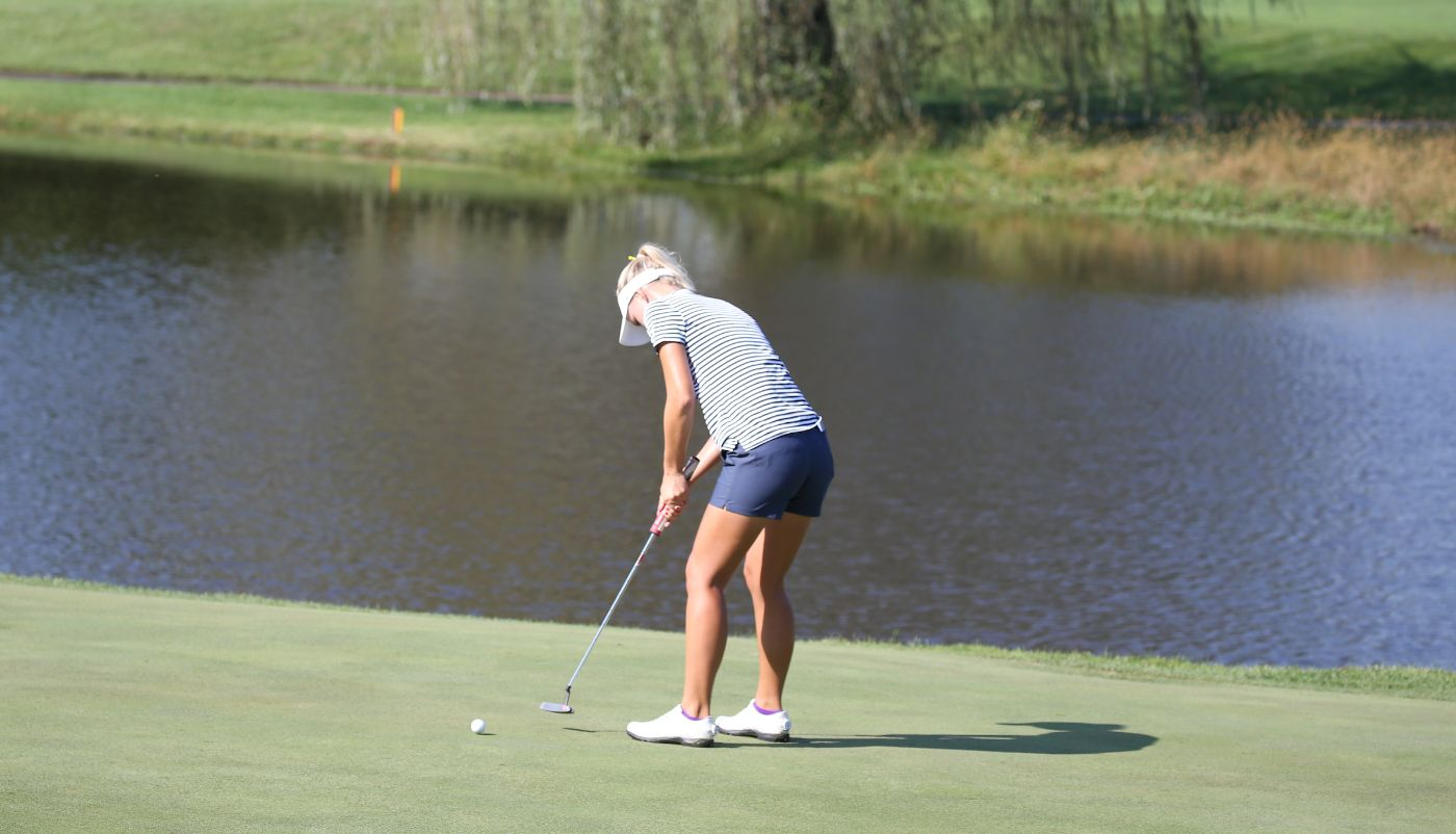 Melecka Right In Mix After Day One of Magnolia Invitational