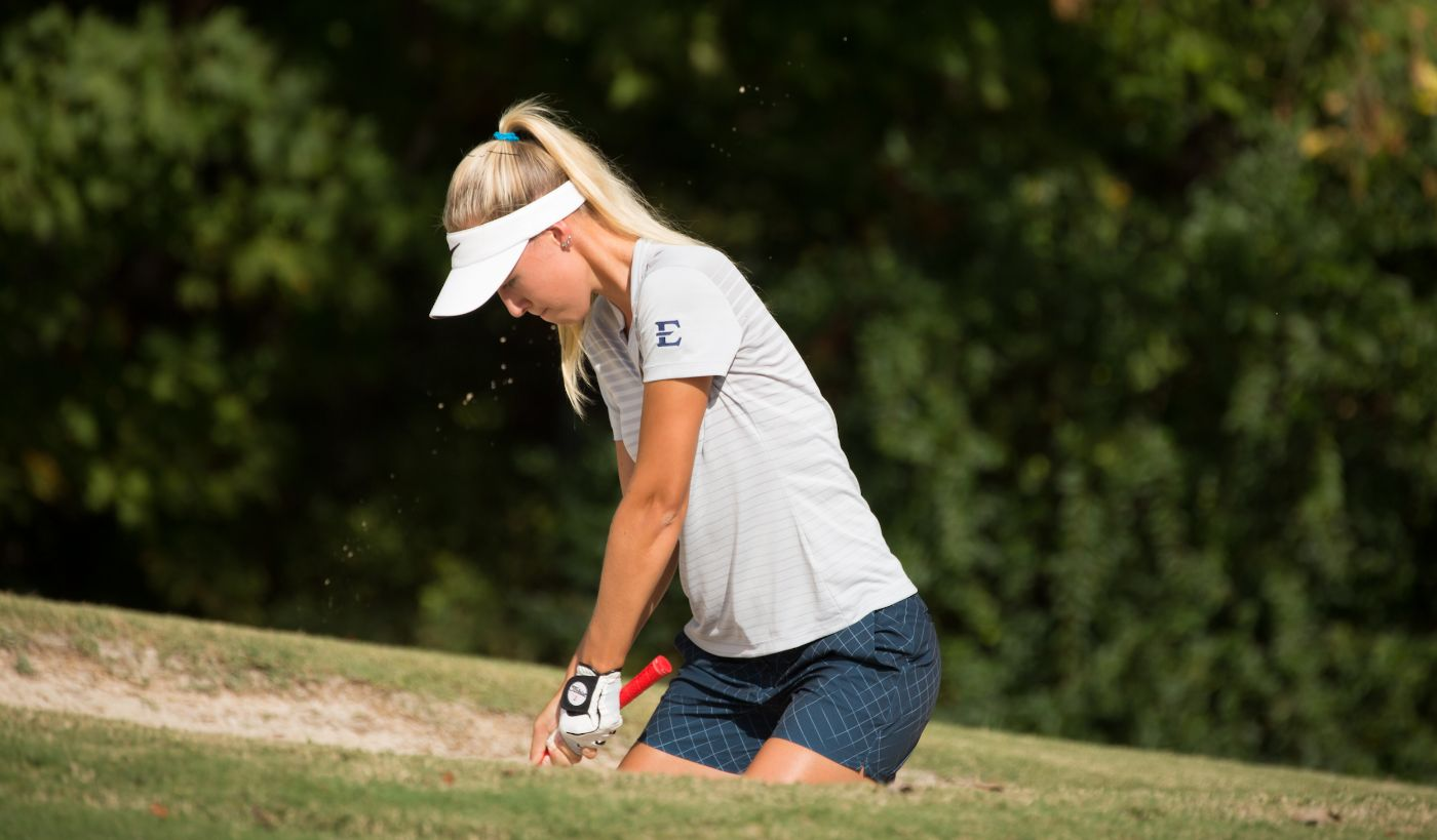 Melecka Charges Up Leaderboard, Sits Second After 68 In West Point