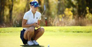 Melecka tabbed SoCon Golfer of the Week