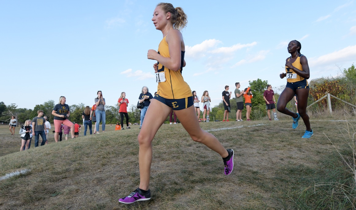 Women's Cross Country looks to build off its win Friday at VertCross Invitational