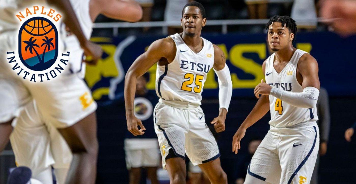 ETSU men's basketball to play in Naples Invitational