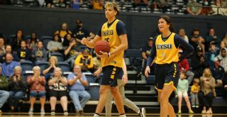 ETSU Holds Buc Madness to Tip-off Basketball Season