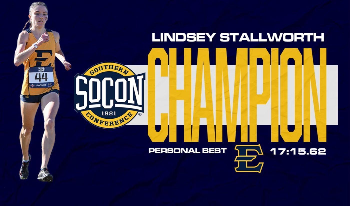 Stallworth captures gold at SoCon Championship