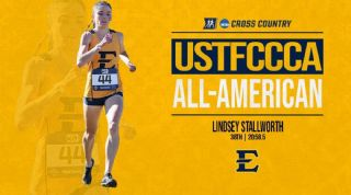 Stallworth earns All-American honors at NCAA Cross Country Championship