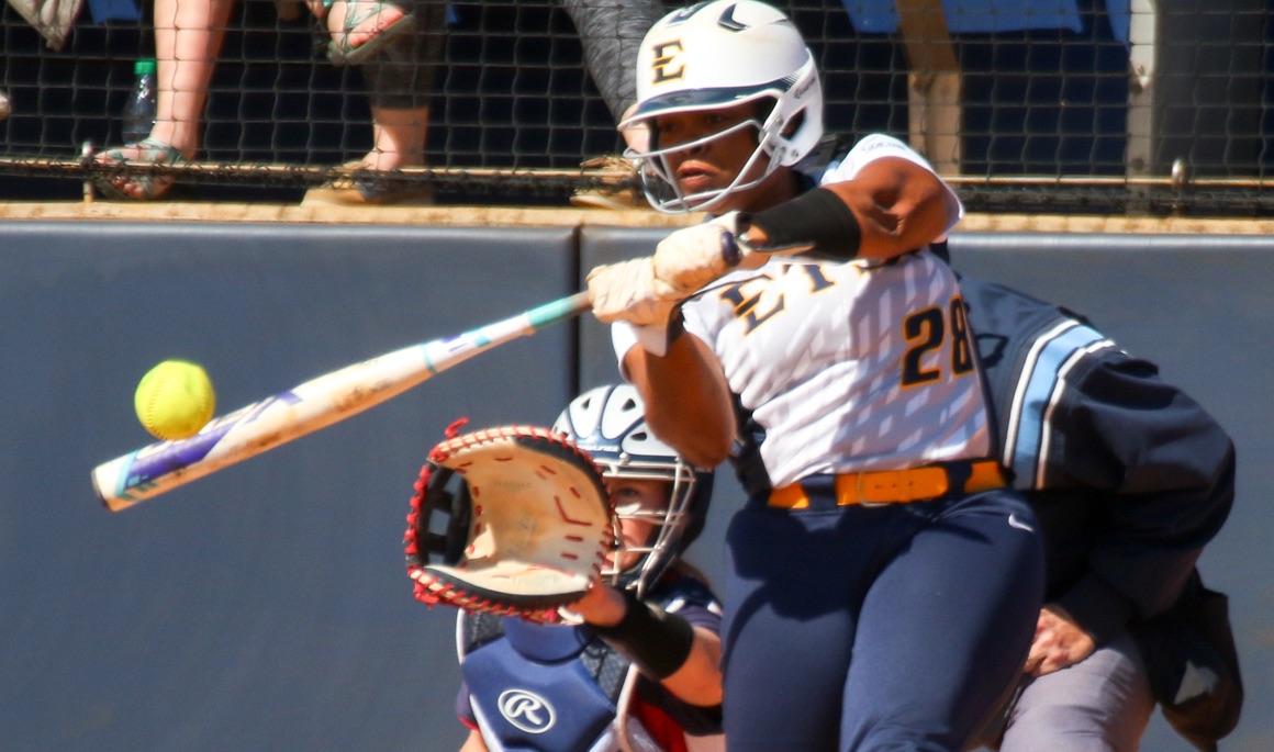 Johnson's blast lifts ETSU to series sweep over Chattanooga, 10-5