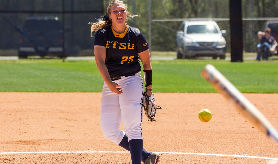Ogle, Laughren guide ETSU to series-clinching win over Mercer, 2-0