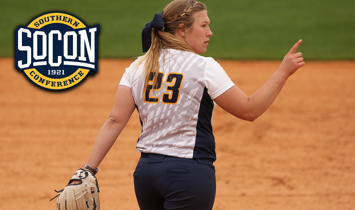 Ogle claims SoCon Pitcher of the Week honor