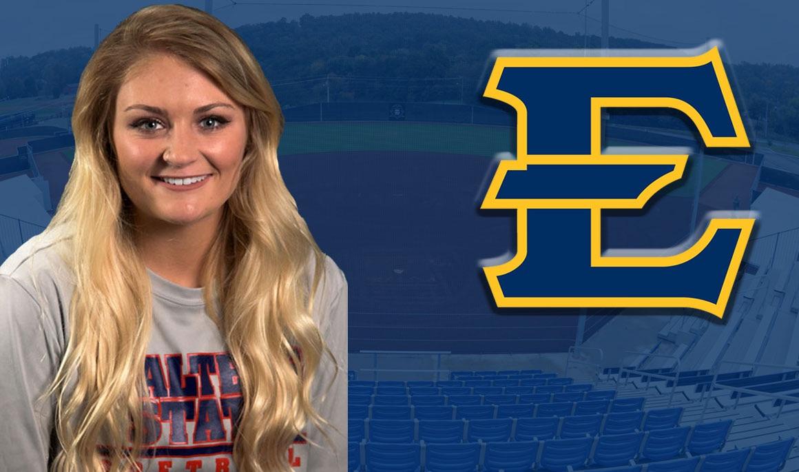 Softball announces the signing of local product Vanessa Elliott
