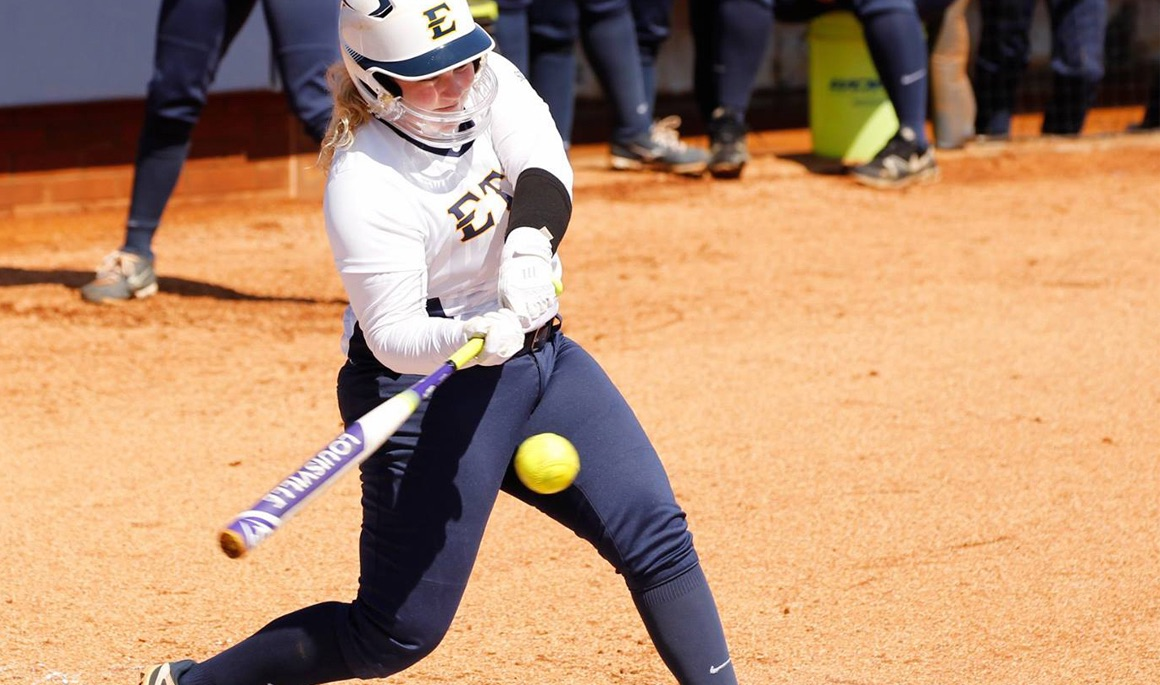 ETSU splits doubleheader at UNCG; Sunday's winner earns SoCon title