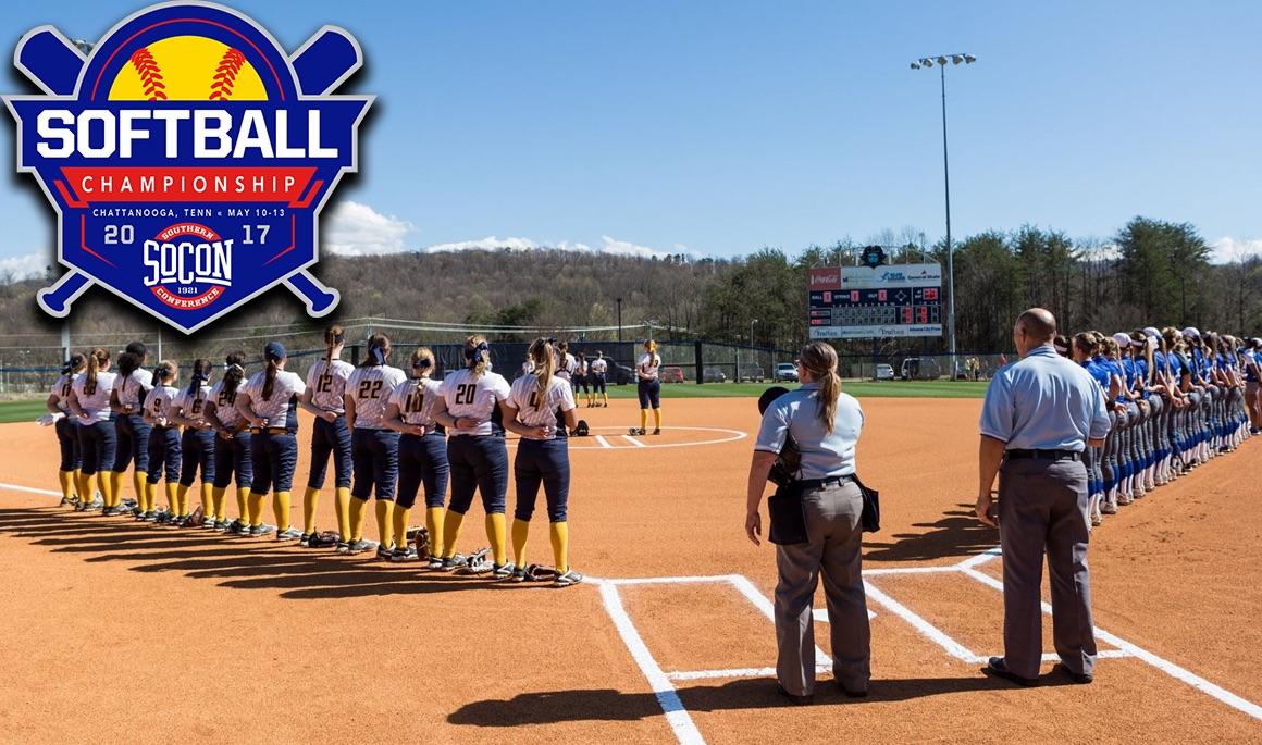 Field set for 2017 SoCon Softball Championship