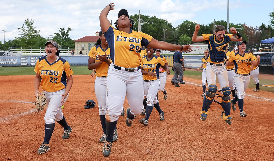 Softball to hold viewing party Sunday night inside the Humphreys Center