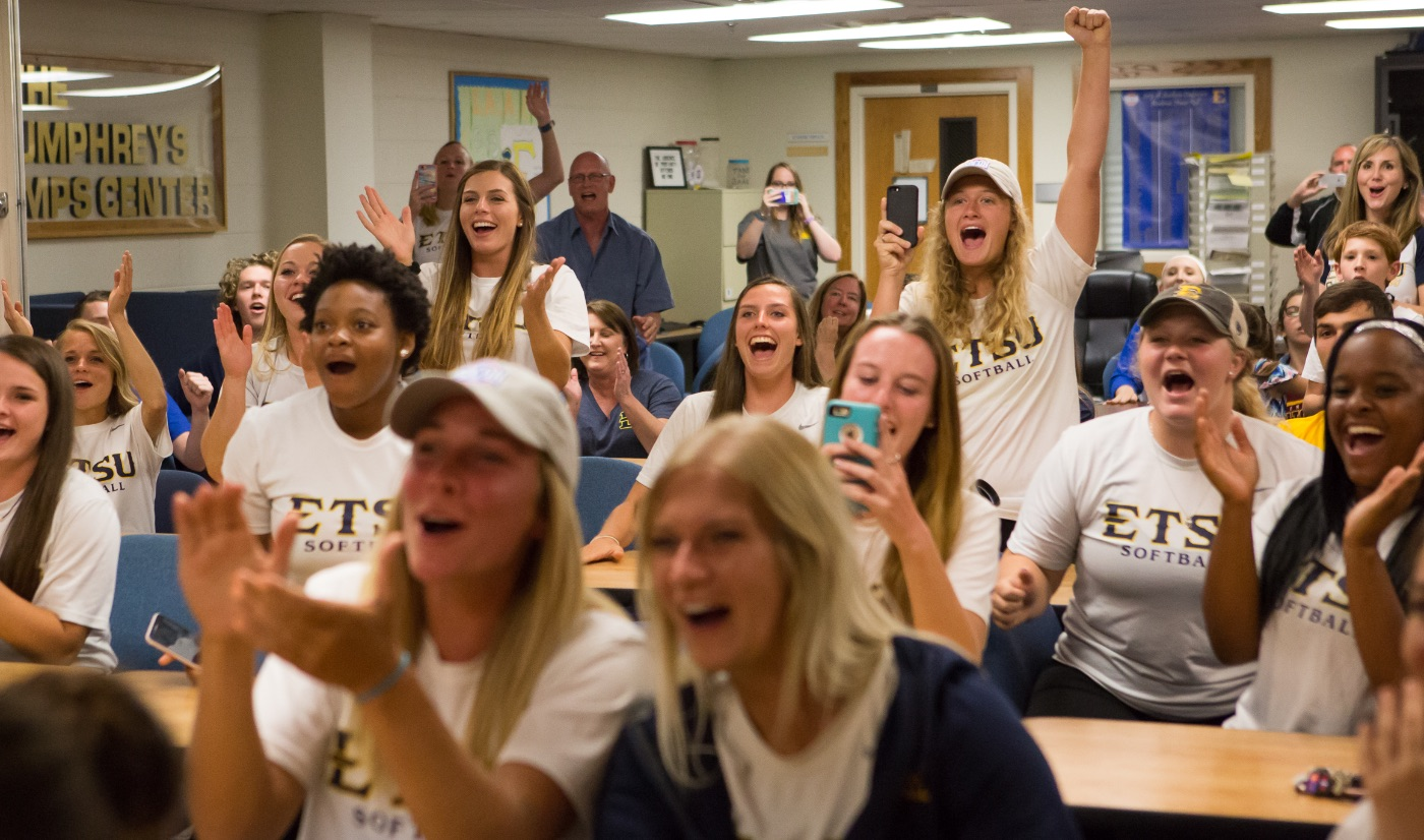 ETSU heading to Auburn Regional; Bucs to play No. 7 Auburn Friday at 4:30 p.m.