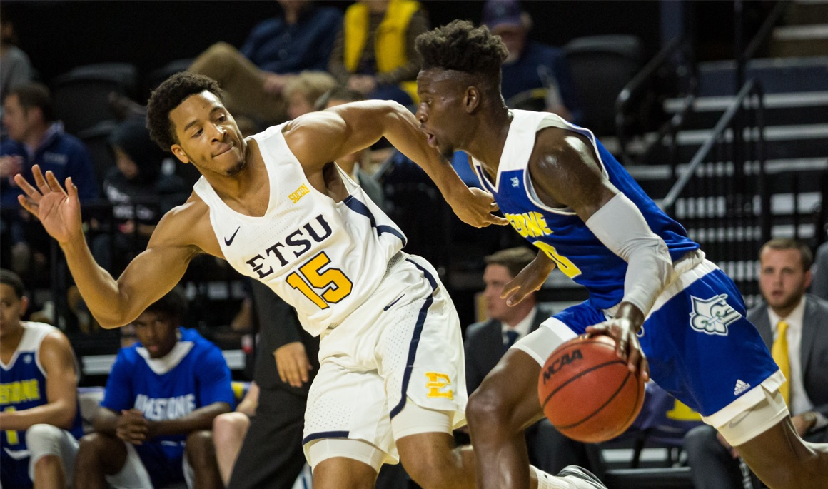 Bucs down Limestone in exhibition, 80-62