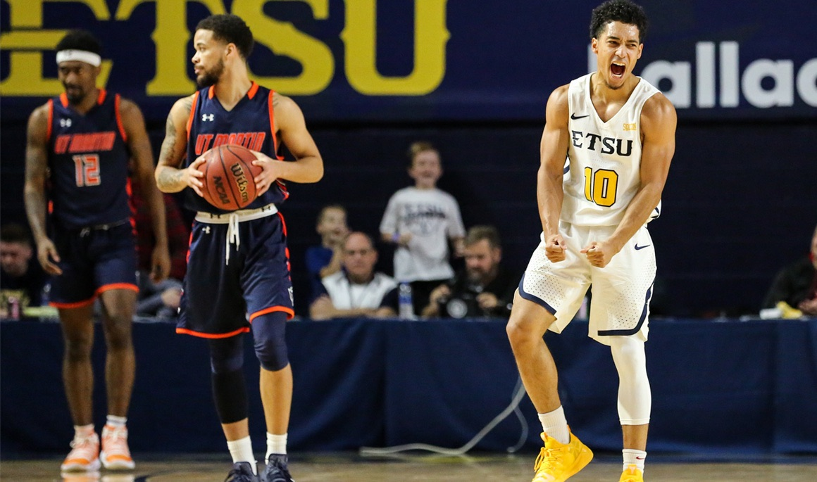 Good's hot hand fuels second half run; Bucs ground Skyhawks, 92-75