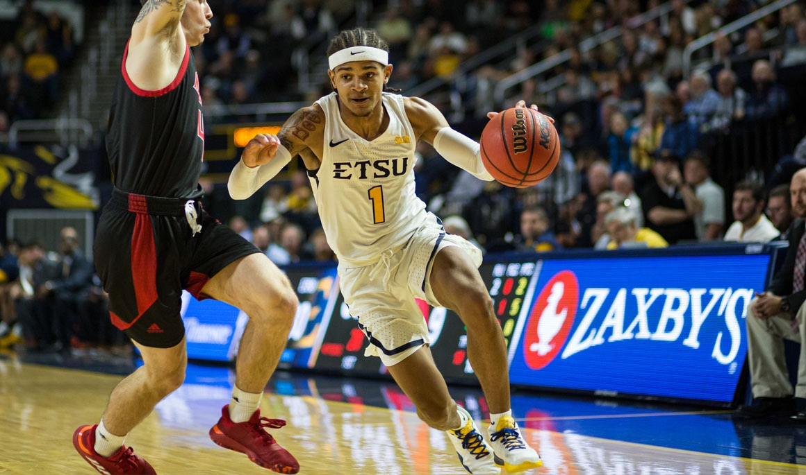 Boyd named SoCon Player of the Week by College Sports Madness