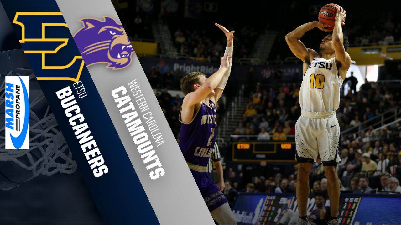 ETSU men's basketball gears up for road challenge in Cullowhee