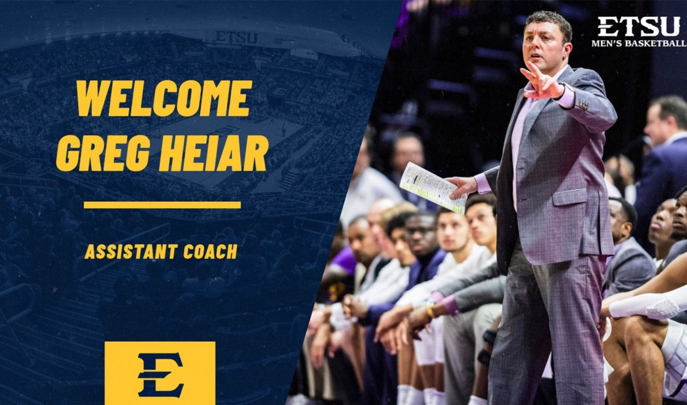 Shay names Greg Heiar assistant coach