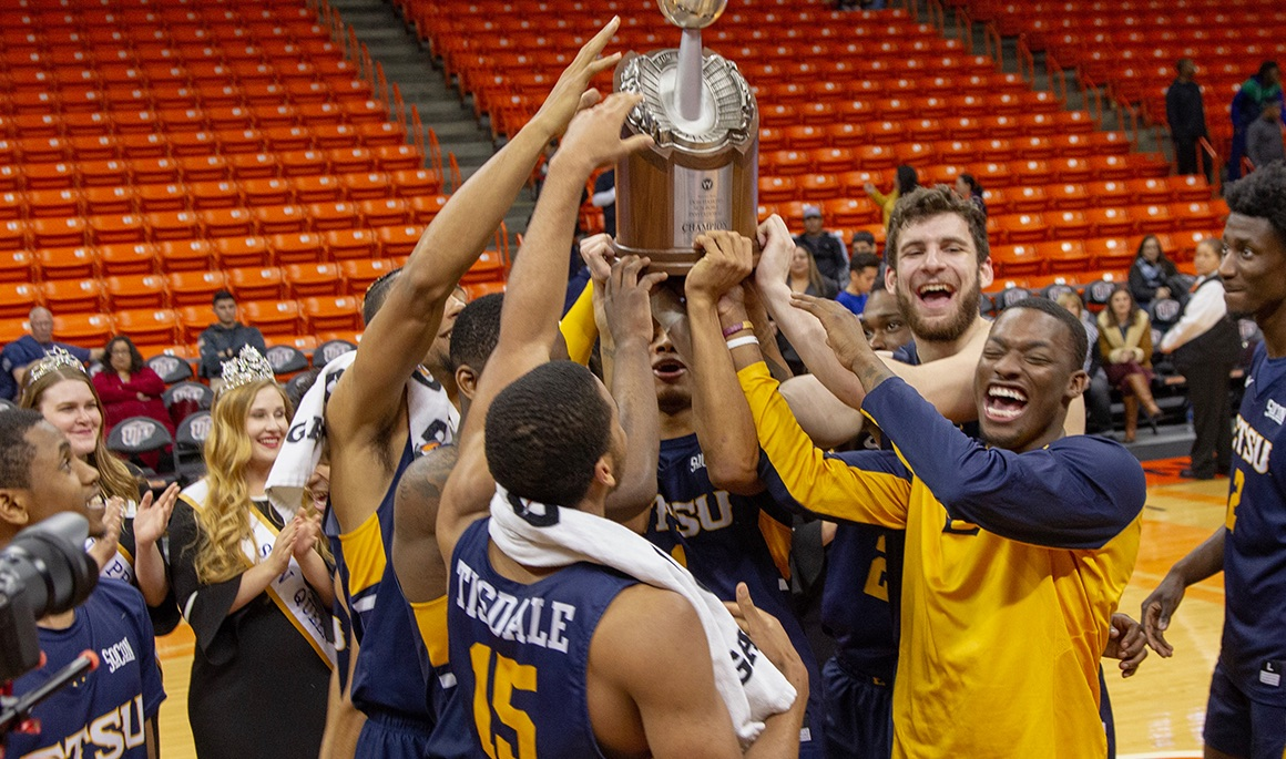 Sun Bowl Champs!!! Bucs cruise to tournament title with 89-61 win over Norfolk State