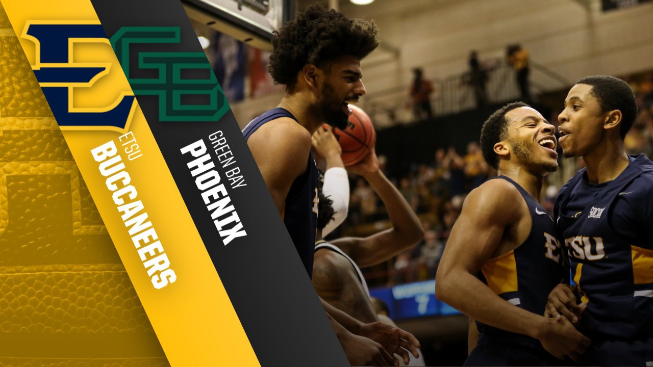 ETSU set to face Green Bay Wednesday in first round of CIT