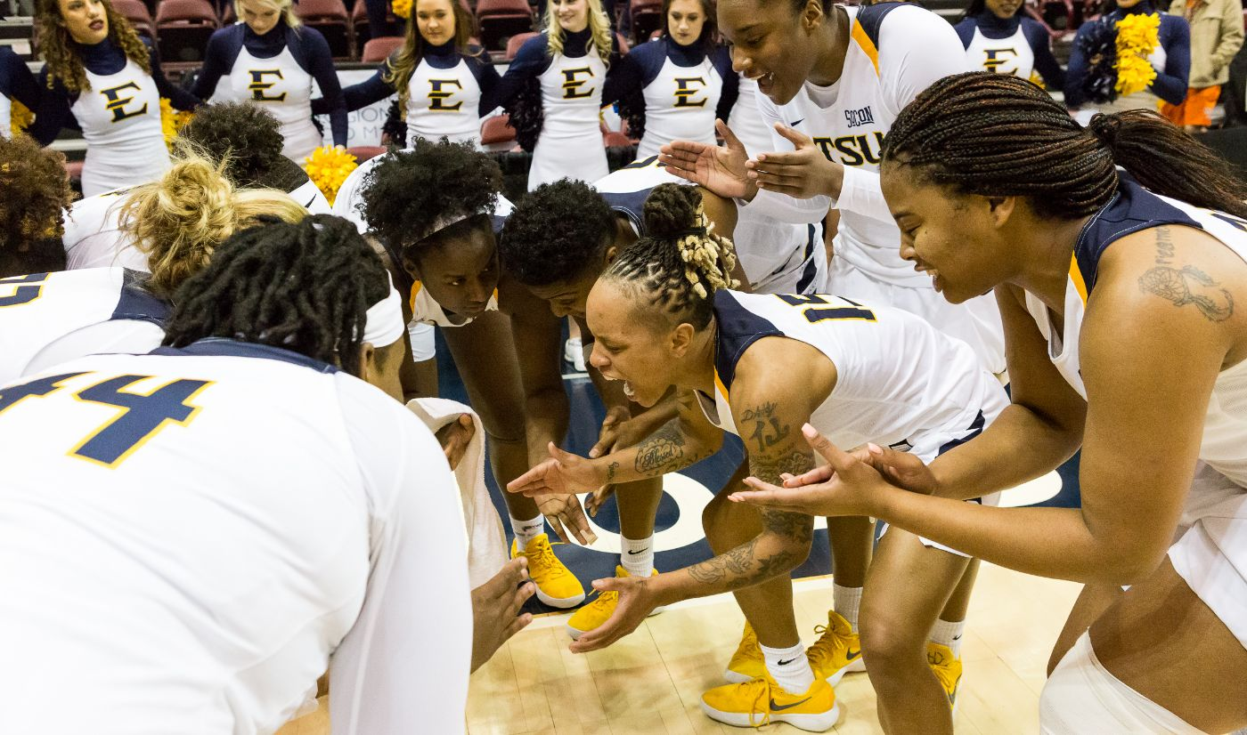 Tarter's jumper carries Bucs to SoCon Championship game