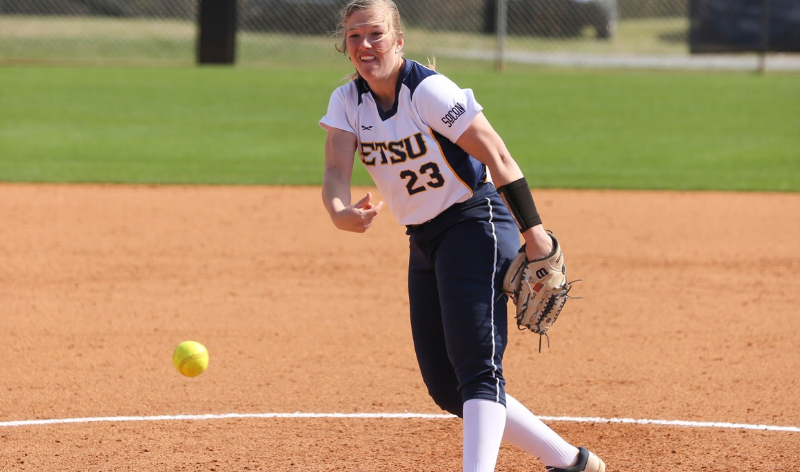 Ogle tosses shutout; Laughren, Wright homer in win over Presbyterian