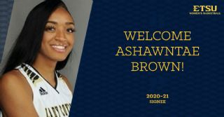 Ezell Adds Ashawntae Brown to Frontcourt